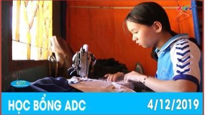 TRAO HỌC BỔNG ADC